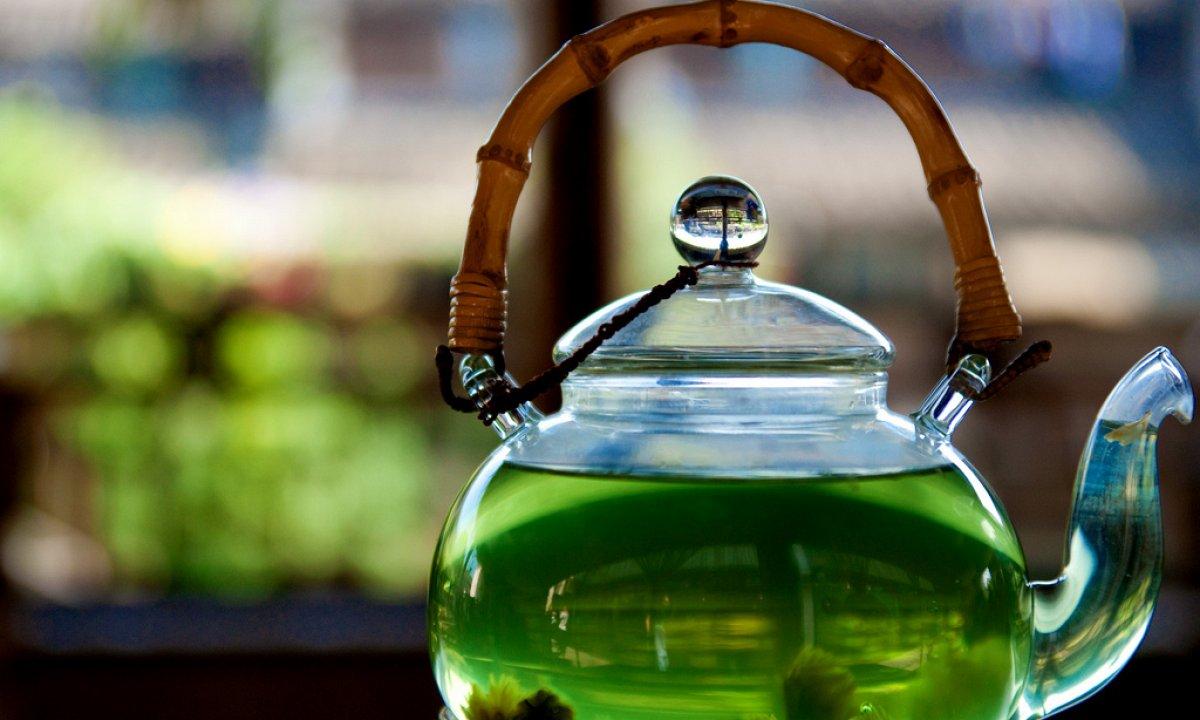 groene thee vetverbranding