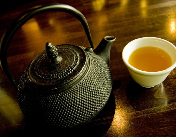 Groene thee is gezond - de heilzame werking van groene thee