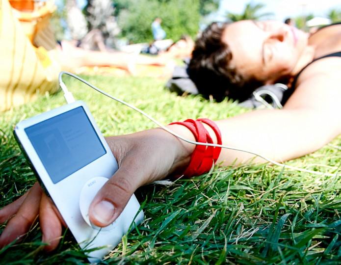 Muziek en mindfulness - rustgevende muziek tegen stress