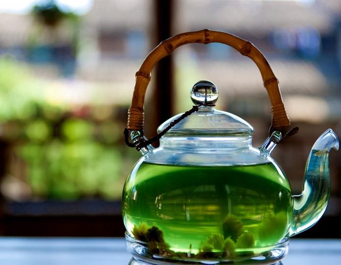 Afvallen met groene thee - 7 feiten