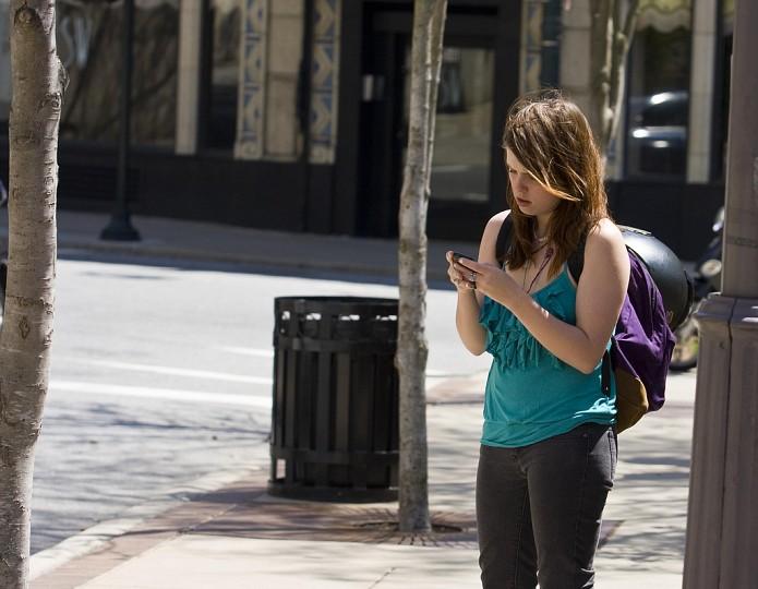 Tip - zet je smartphone terug op zijn plek