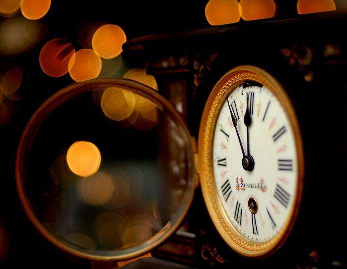 Kerstboodschap: de waarde van een seconde
