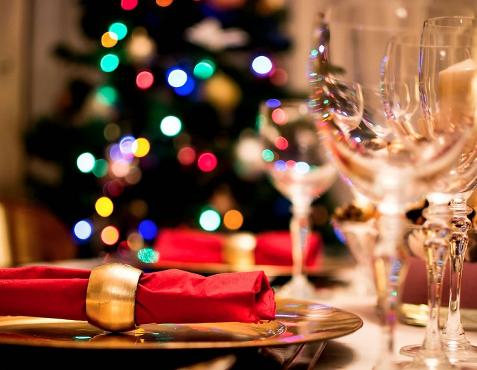 Super gezond kerstfeest - 9 tips