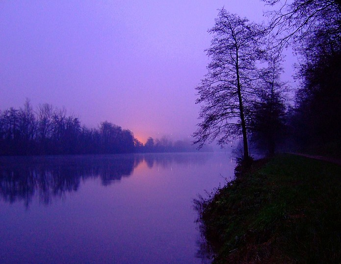 Je leven stroomt als een rivier