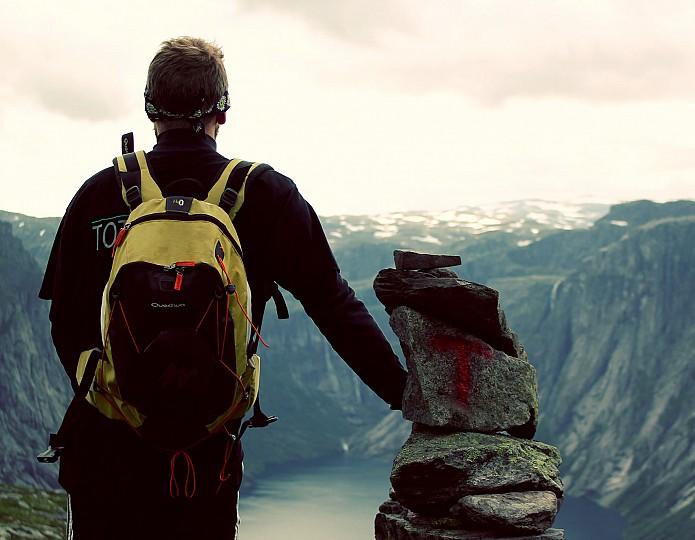 5 voordelen van alleen reizen