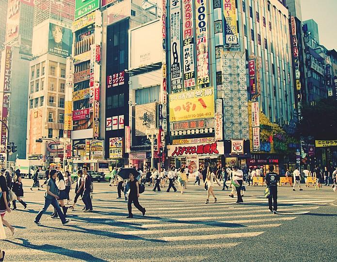 Flossen en japanse televisieshows - je bent pas dankbaar als je terugvalt