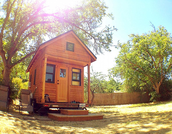 Leef de tiny house lifestyle - ook zonder tiny house
