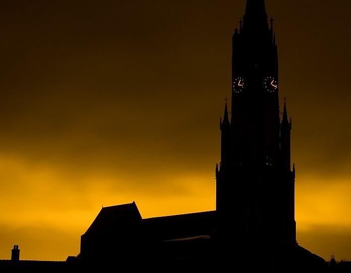 Alles is relatief - hoe een kerktoren me zorgeloos maakt