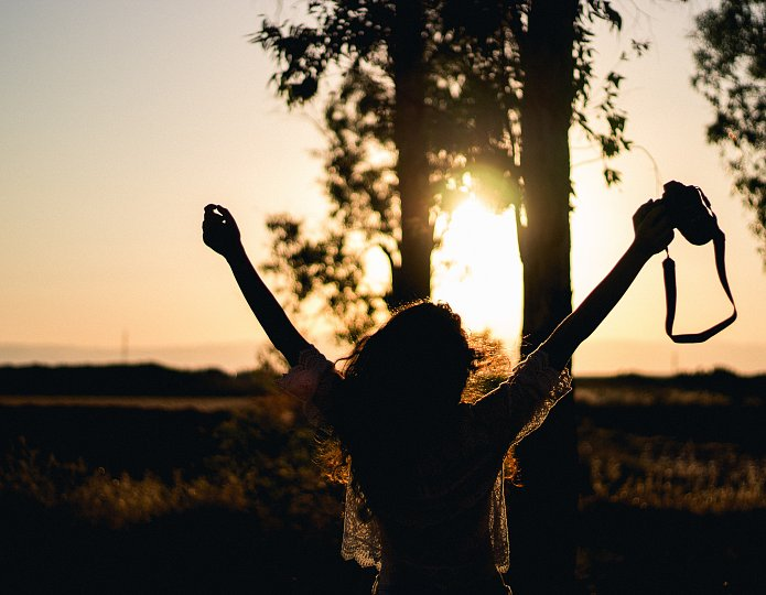 Positiever en vrolijker worden - 5 bevrijdende tips