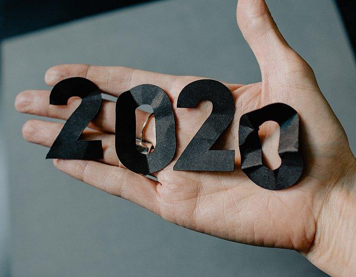 Jaaroverzicht 2020 - een jaar zoals geen andere