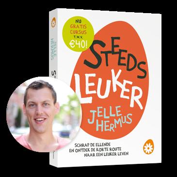 Steeds leuker - het soChicken boek - door Jelle Hermus