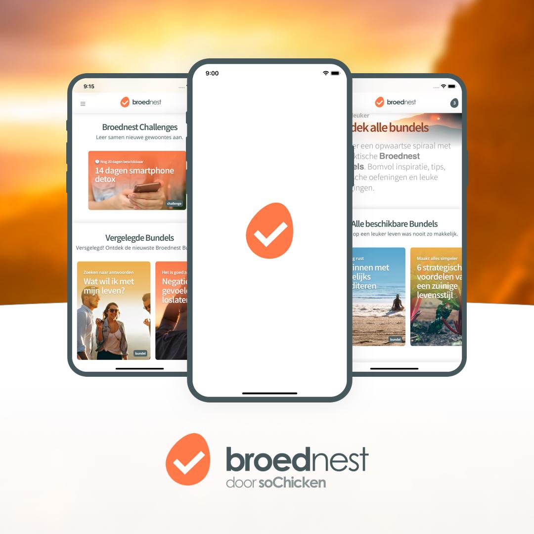 Broednest app